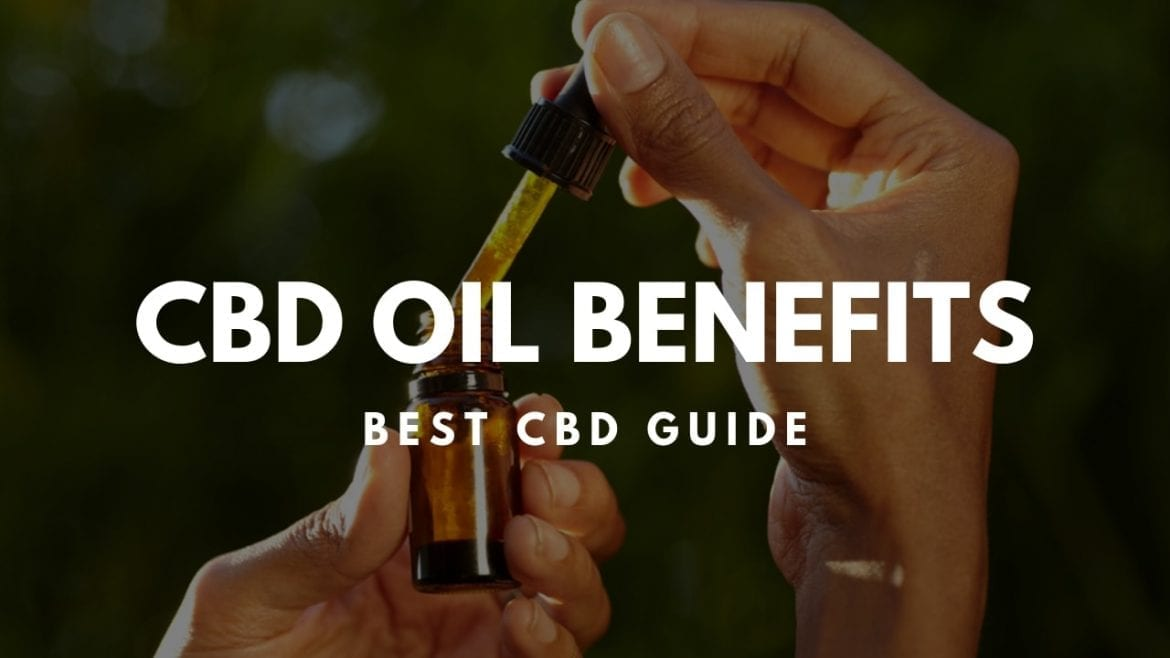 CBD Oil Benefits - Best CBD Guide (2019) - Cbdoileco