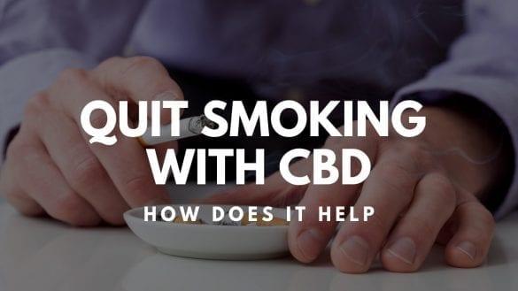 CBD quit smoking