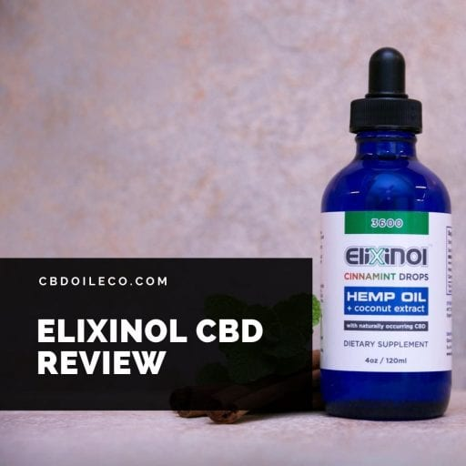 Elixinol CBD Review