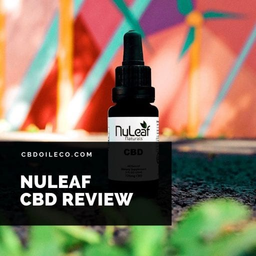 NuLeaf Naturals CBD Review