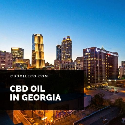 CBD Oil Georgia – What You Need To Know