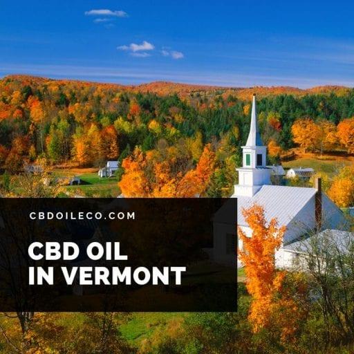 CBD Oil In Vermont – Where To Shop?