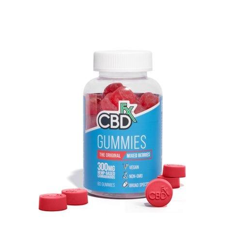 CBDfx Gummy Bears