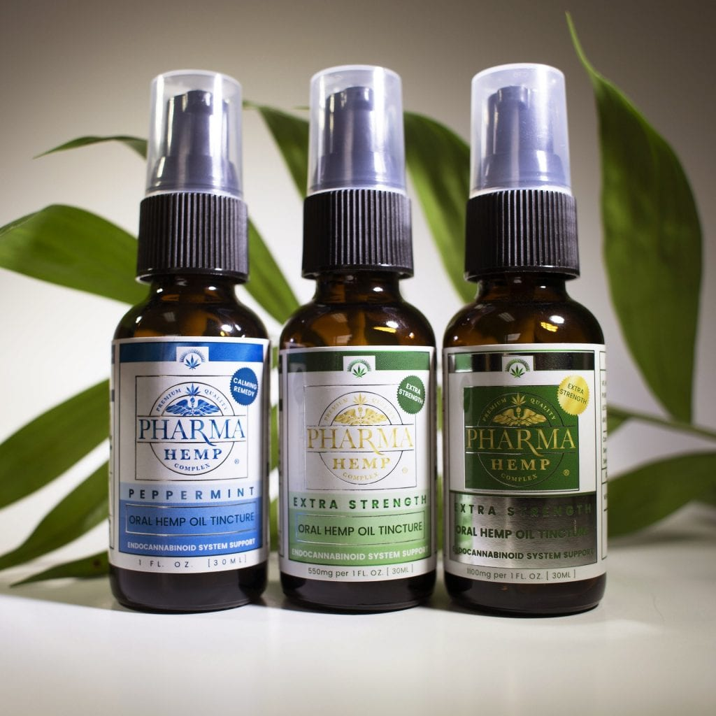 restrictions on taking hemp oil