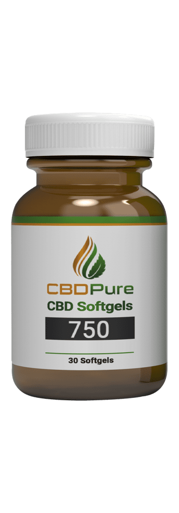 CBD Pure Softgel review