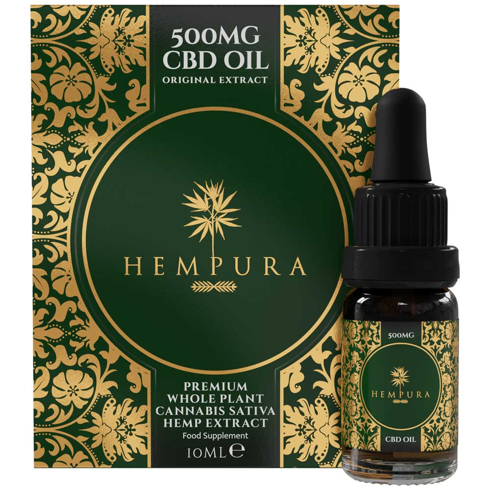 Hempura 500 mg Full Spectrum