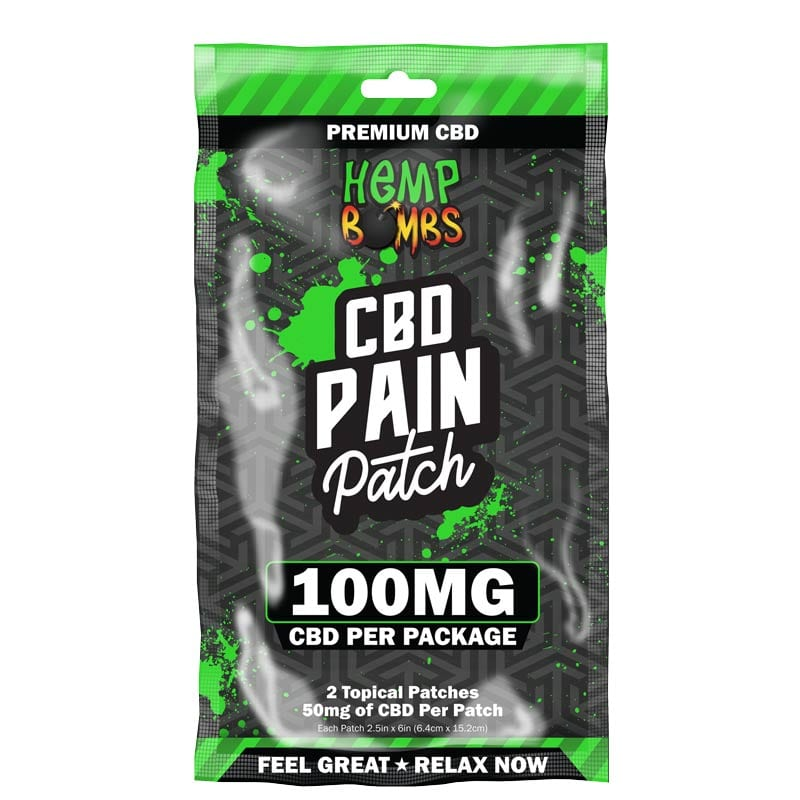 hemp bombs cbd patches