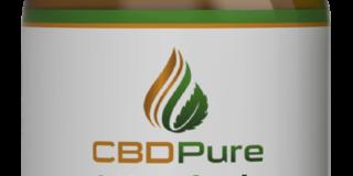 CBD Pure Softgel review
